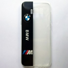 Capa Gel BMW Galaxy S8 Plus