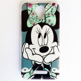 Capa Gel Minnie One Touch Pixi 4 (5) 3G