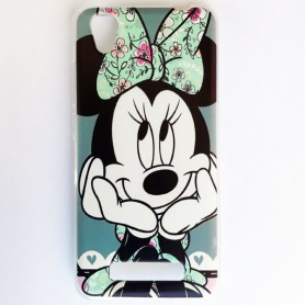 Capa Gel Minnie Five