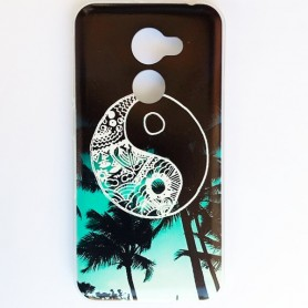 Capa Gel Yin Yang Smart N8 / A3