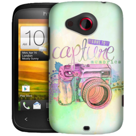 Capa Capture Desire C