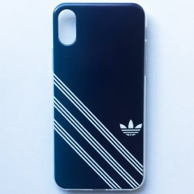 Capa Gel Adidas iPhone X