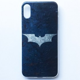Capa Gel Batman iPhone X