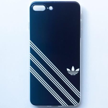 nacionalismo Rey Lear Lo siento  Capa Gel Adidas iPhone 7 Plus / iPhone 8 Plus