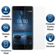 Película Vidro Temperado Nokia 8