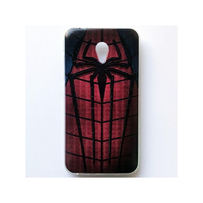 Capa Gel Homem Aranha U5 3G