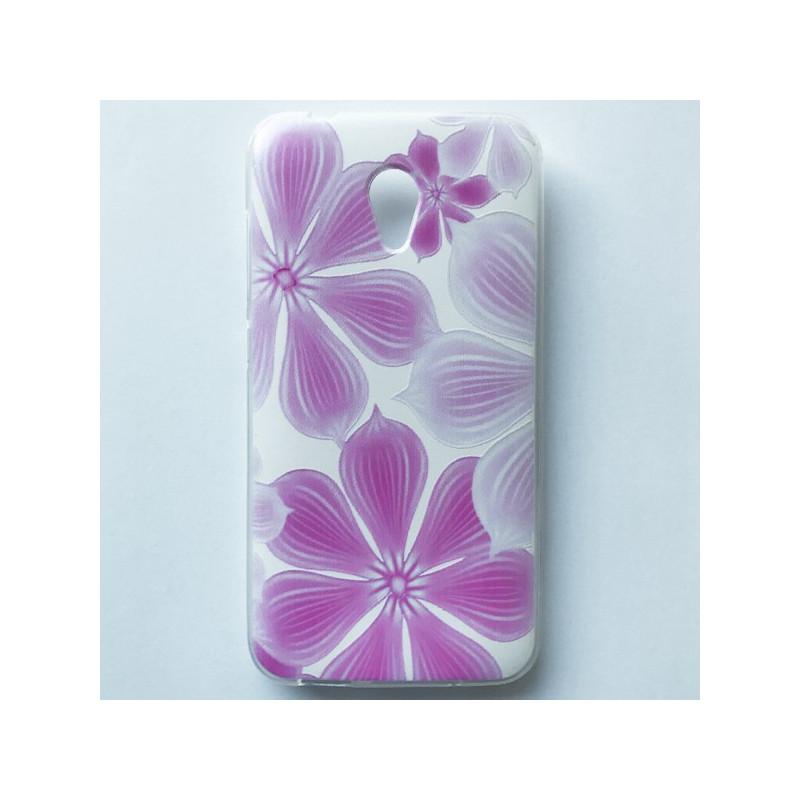 Capa Gel Flores U5 3G