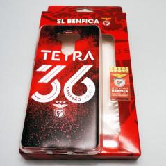 Capa Oficial S. L. Benfica Redmi 4