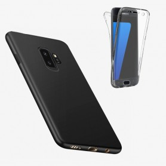 Capa Gel 2 Lados Rígida Galaxy  A8 2018