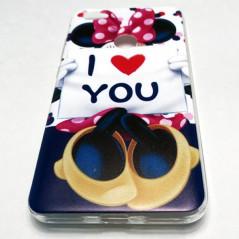 Capa Gel Minnie Redmi Note 5a