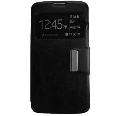 Capa Flip Janela Huawei P20 Lite