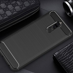 Capa Gel Escovado Huawei Mate 10 Lite