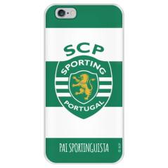 Capa Oficial Sporting - Especial Pai - Design 1