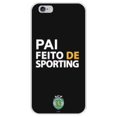Capa Oficial Sporting - Especial Pai - Design 2