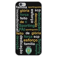Capa Oficial Sporting - Especial Pai - Design 3
