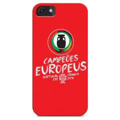 Capa Oficial Seleção Portuguesa - Design 8