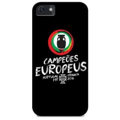 Capa Oficial Seleção Portuguesa - Design 9