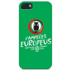 Capa Oficial Seleção Portuguesa - Design 13