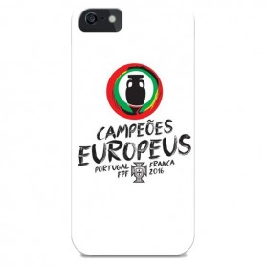 Capa Oficial Seleção Portuguesa - Design 14