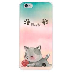 Capa Temática Animais - Gatos - Design 6