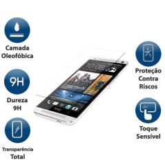 Película Vidro Temperado HTC One M7