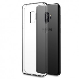 Capa Gel Ultra Fina 0.3mm Galaxy A6 Plus 2018