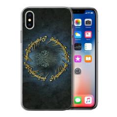 Capa Temática O Senhor dos Anéis - Design 1