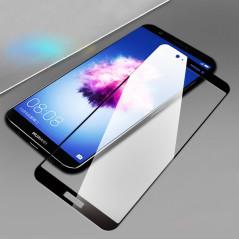 Película Vidro Temperado Full Cover 3D - Huawei Y7 2018