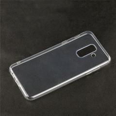Capa Gel Ultra Fina 0.3mm Galaxy A6 2018