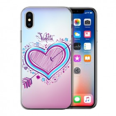 Capa Temática Violetta - Design 1