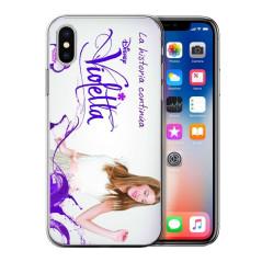 Capa Temática Violetta - Design 2