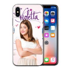 Capa Temática Violetta - Design 3