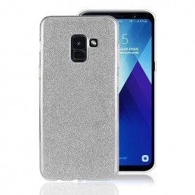 Capa Gel Brilhantes Galaxy A6 Plus 2018