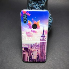 Capa Gel New York Xiaomi Redmi S2