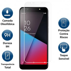 Película Vidro Temperado Vodafone Smart N9 Lite