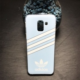 Capa Gel Adidas Galaxy J6 2018