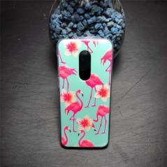 Capa Gel Flamingos Vodafone Smart N9