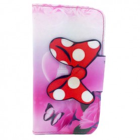 Capa Flip Minnie 2 Galaxy Core Plus