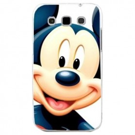 Capa Mickey Galaxy Core Plus