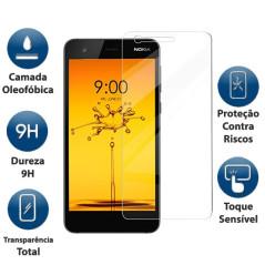 Película Vidro Temperado Nokia 3.1