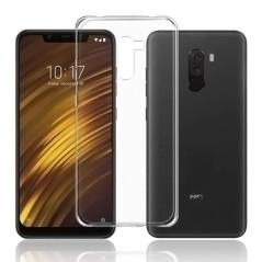 Capa Gel 0,3mm Ultra Fina Xiaomi Pocophone F1