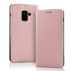 Capa Flip Texture Huawei Y7 2018