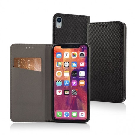 Capa Flip Texture Apple iPhone XR