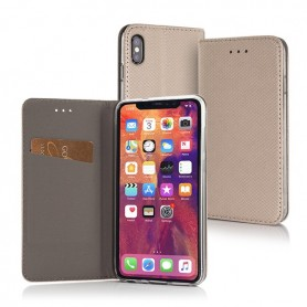 Capa Flip Texture Apple iPhone X / XS