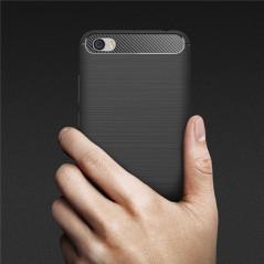 Capa Gel Fibra Carbono Xiaomi Redmi Note 5a
