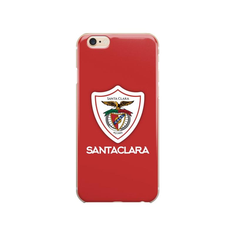 Capa Oficial C. D. Santa Clara - Design 1