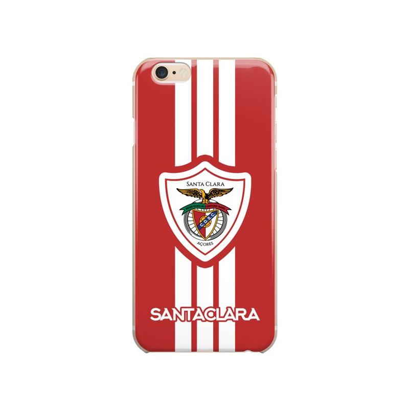 Capa Oficial C. D. Santa Clara - Design 3
