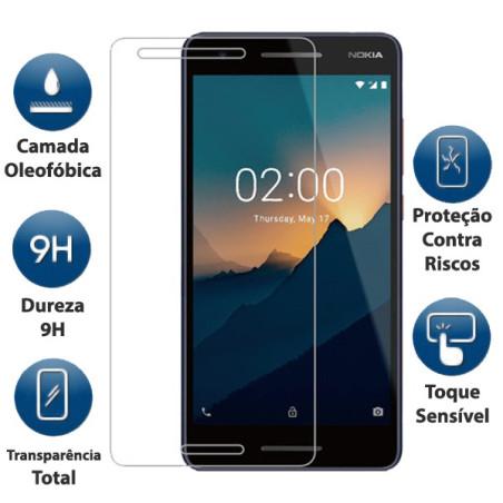 Película Vidro Temperado Nokia 2.1