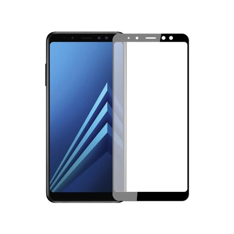 Película Vidro Temperado Full Cover 3D - Galaxy A7 2018