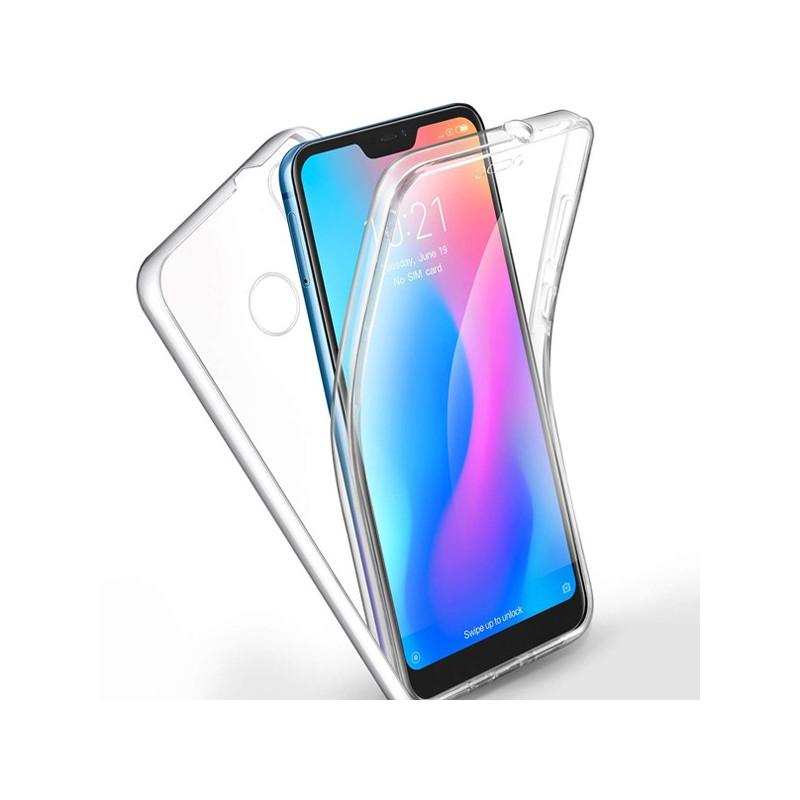 Capa Gel 2 Lados Rígida Xiaomi Redmi Note 6 Pro